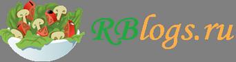 Логотип сайта Rblogs.ru – фрукты, ягоды, овощи и их свойства, применение и выращивание